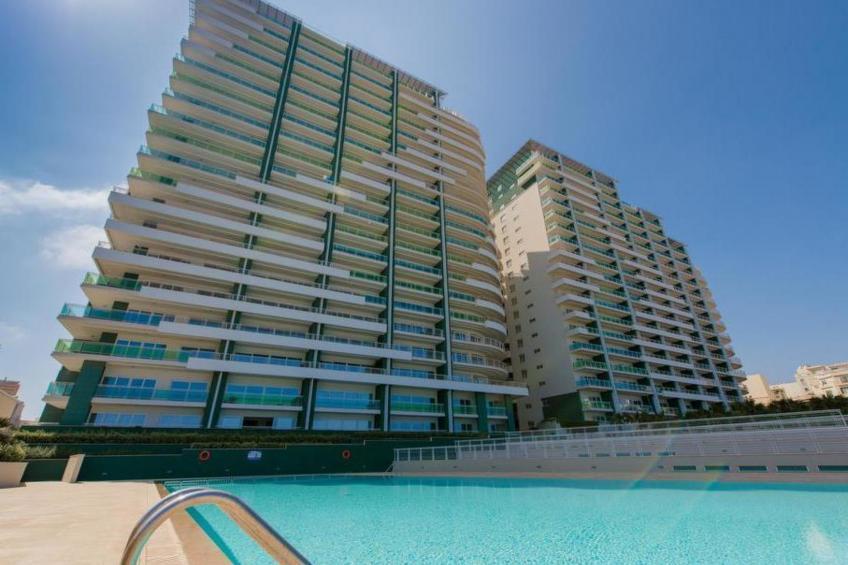 1 BDR Balcony Blubay no seaview