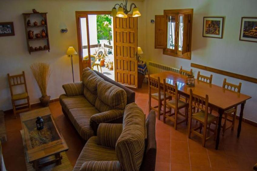 105797 -  Apartment in Alpujarra de la Sierra